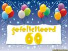 60e verjaardag
